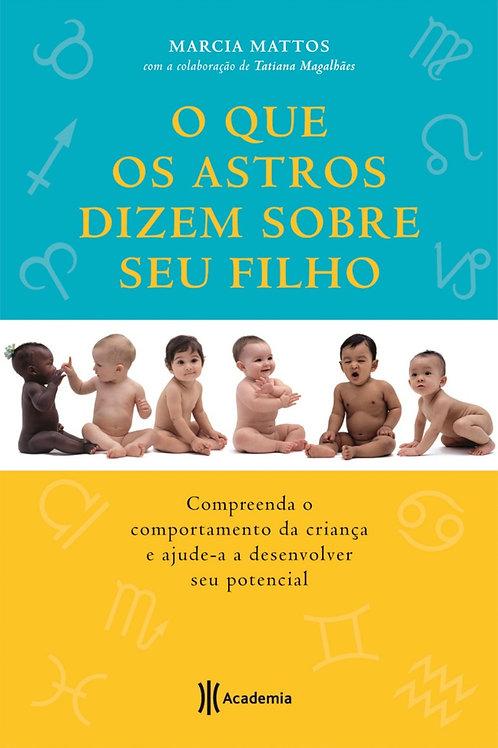 Livro O que os astros dizem sobre seu filho