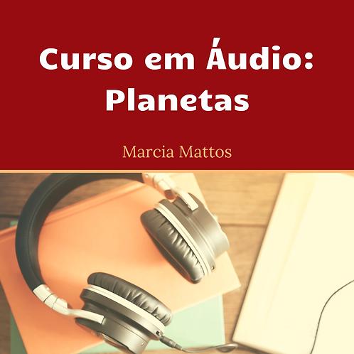 Áudios - Planetas