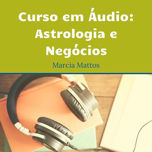 Áudios -Astrologia de Negócios