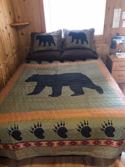 cabin new comforter