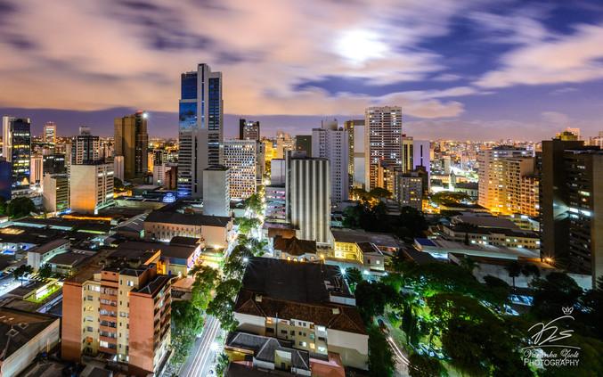 Curitiba city