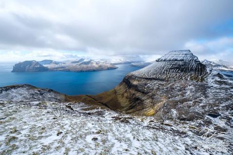 View to Vágafjordur