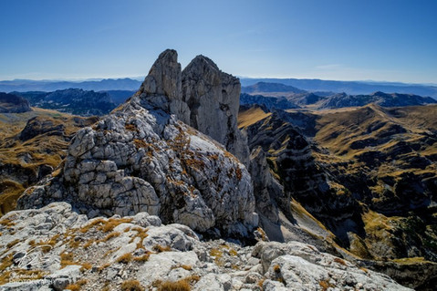On the top of Durmitor