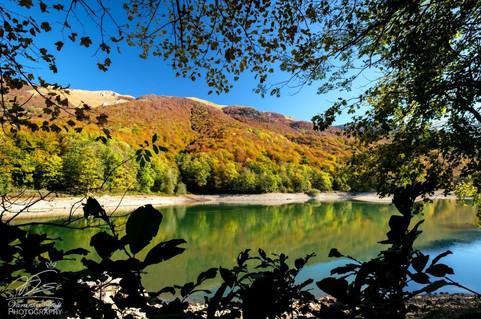 Biogradsko Jezero view