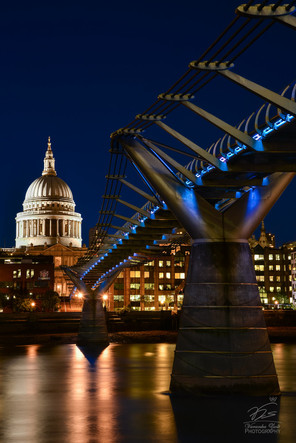 St Paul's dome in glory