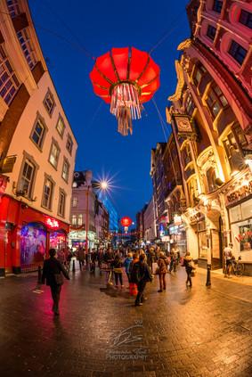 China street in London