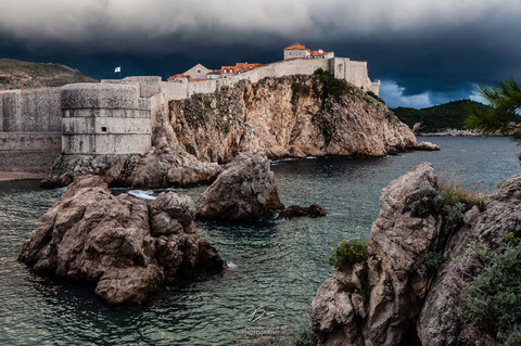The Wall, Dubrovnik