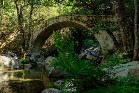 Pont Génois de Zaglia - Gorges de la Spelunca II