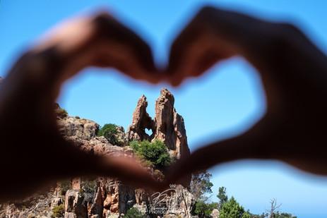 Les Chalances - Heart in heart