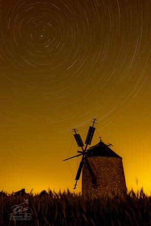 Windmill at Tés