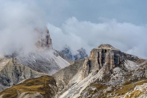 The Dolomites II
