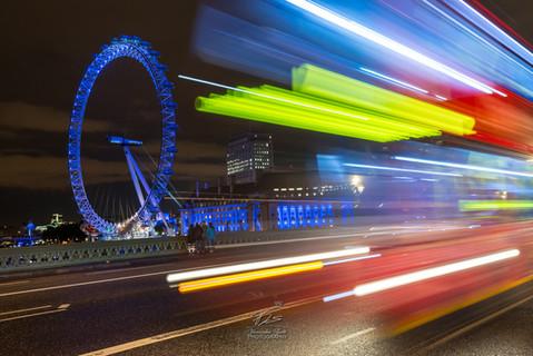 London street mood