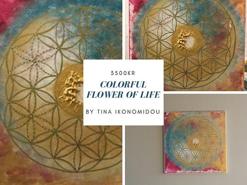 Tavla: Flower of Life