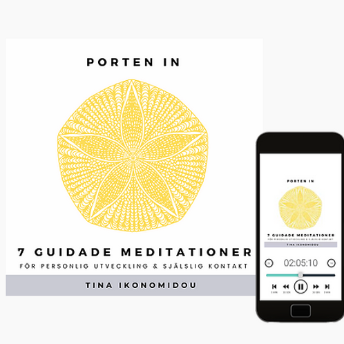 Porten In - 7 guidade meditationer