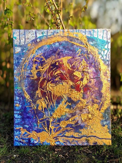 Tavla: Sacred mandala