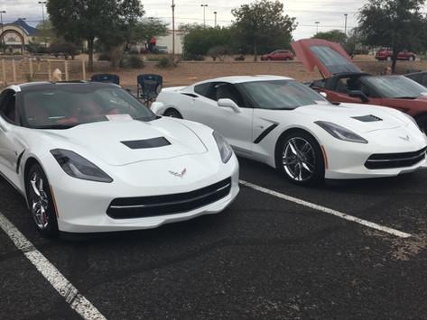 Corvette Thunder 2017