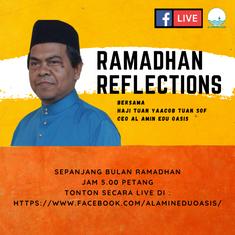 Ramadhan Reflections