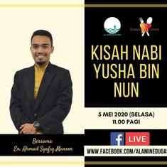 Kisah Nabi Yusha Bin Nun