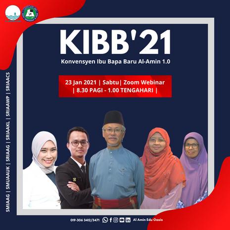 KIBB'21 1.0