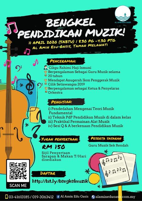 Bengkel Pendidikan Muzik