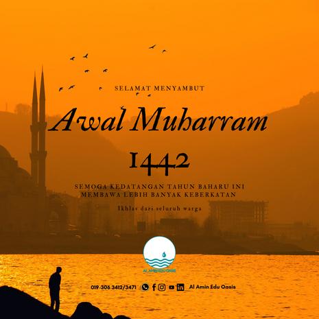 Salam Awal Muharram 1442H