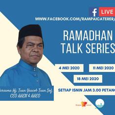 Ramadhan Talk Series