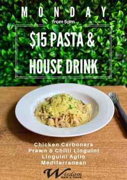 Monday pasta night 2020