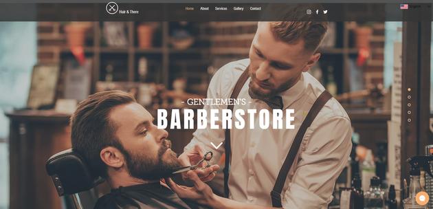 Barber Store