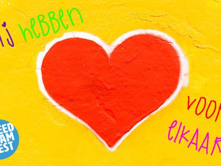 We hebben hart voor elkaar in Vreedzaam Amsterdam-West