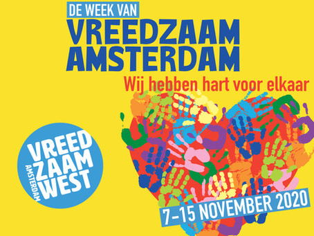 De Week van Vreedzaam Amsterdam