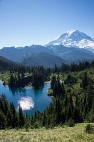 Lake Eunice & Rainier