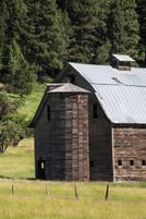 Old Barn, Highway 97