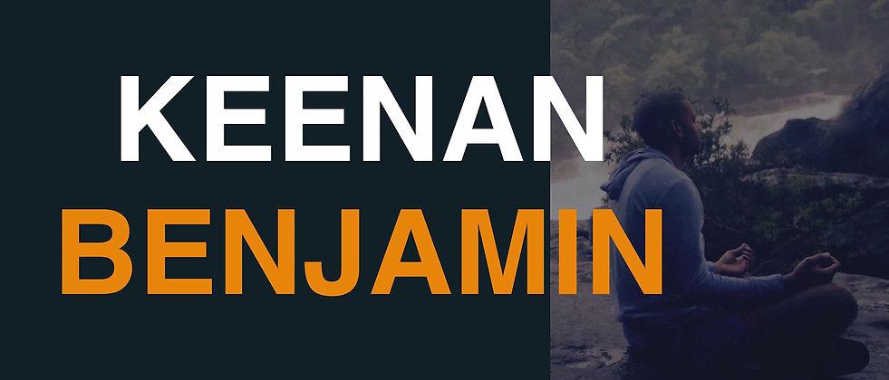 1-On-1 Coaching w/ Keenan Benjamin