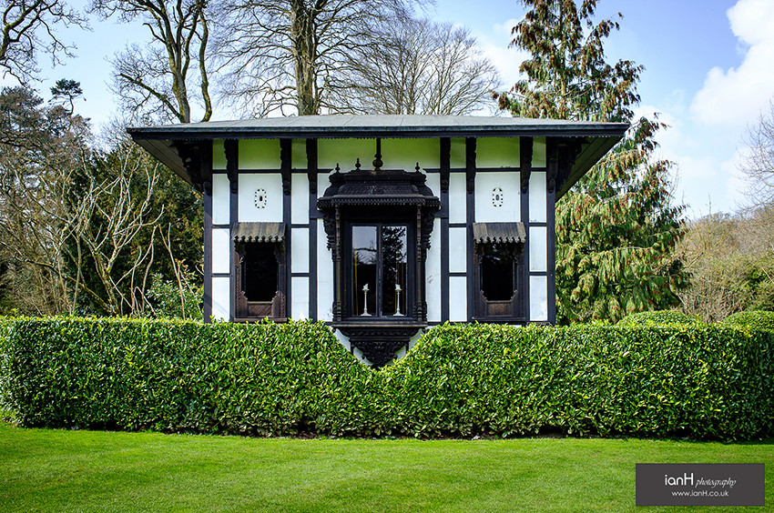 The General's Room - Larmer Tree wedding venue
