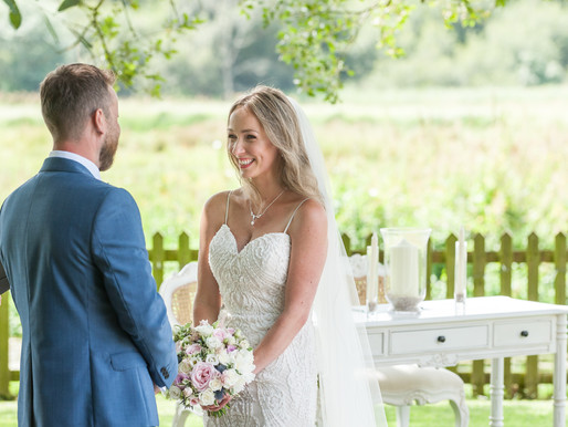 What are the new wedding rules in England?