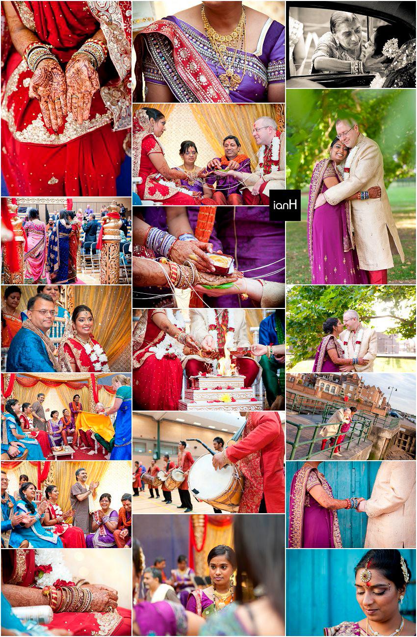 Beautiful Hindu wedding