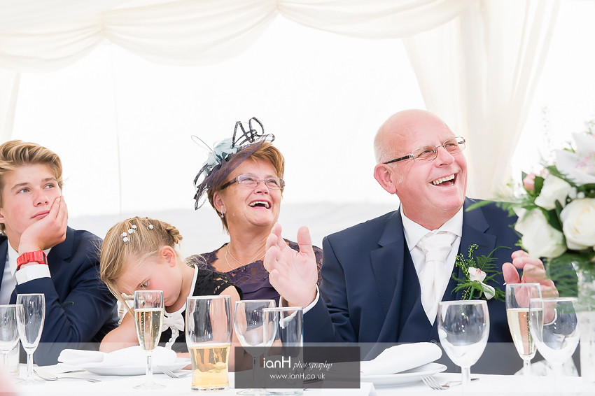 New Forest wedding speeches