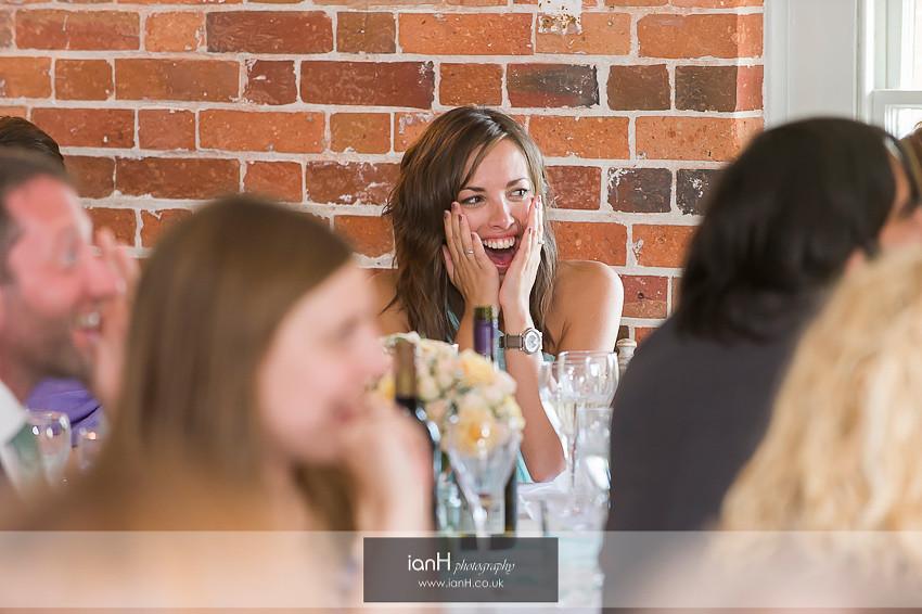 Dorset documentary wedding photographer