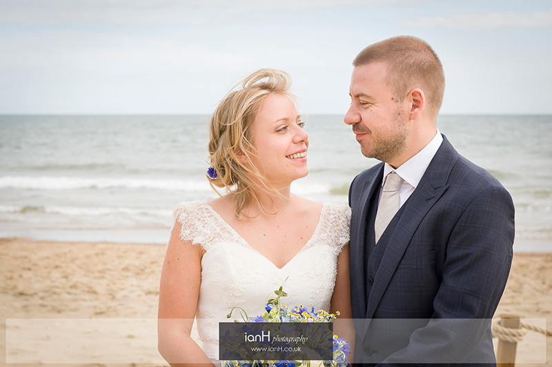 Client review - Beach Weddings Bournemouth