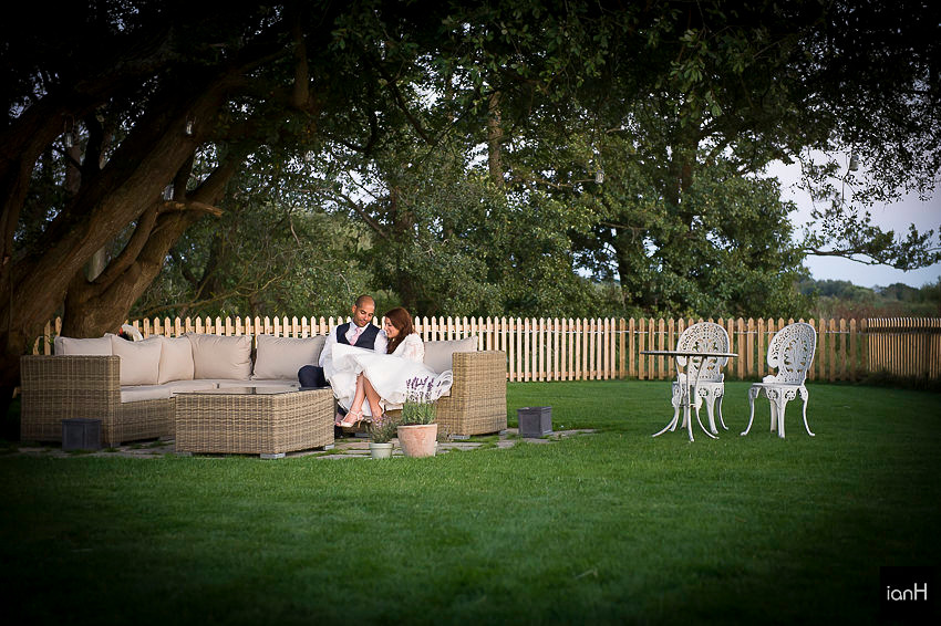Sopley Mill Summer wedding