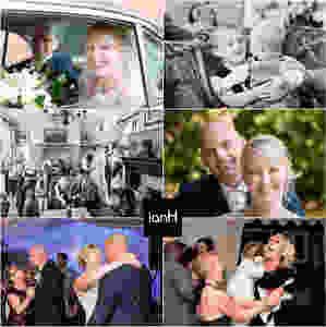 Brockenhurst Summer wedding