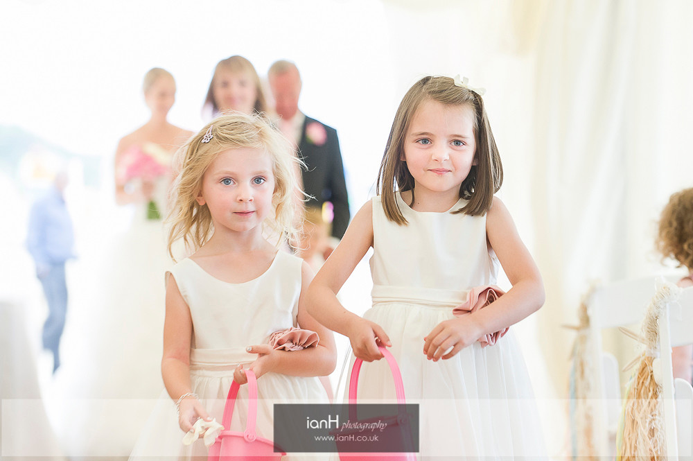 Flower Girls at Beach Weddings Bournemouth