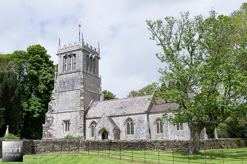 St Andrew's Church in Lulworth