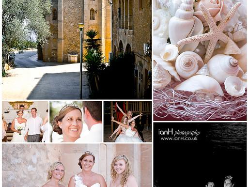Mallorca wedding photography – Danielle and Mike sneak peek