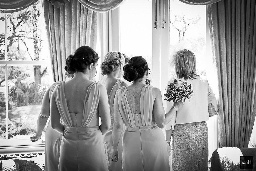 Bridesmaids at Parley Manor