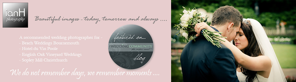 Recommended Bournemouth wedding photographer