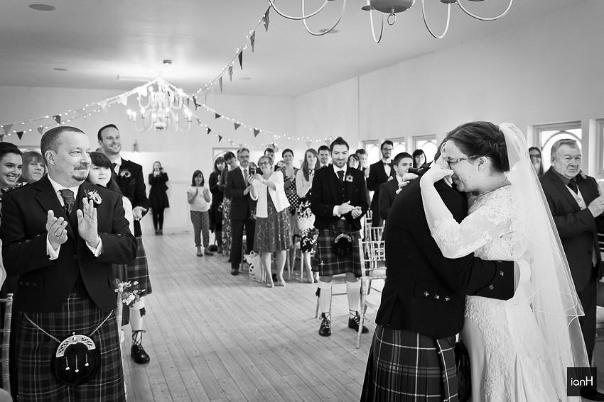 Kings Arms Hotel Christchurch wedding