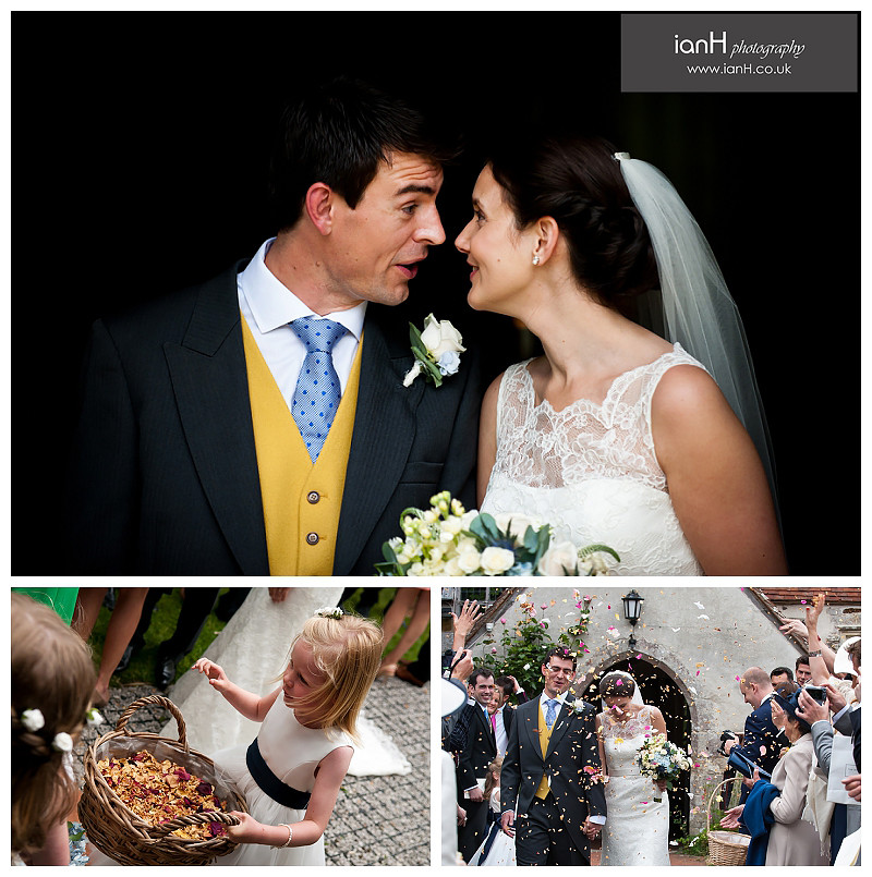 Brockenhurst wedding - Niki and Duncan