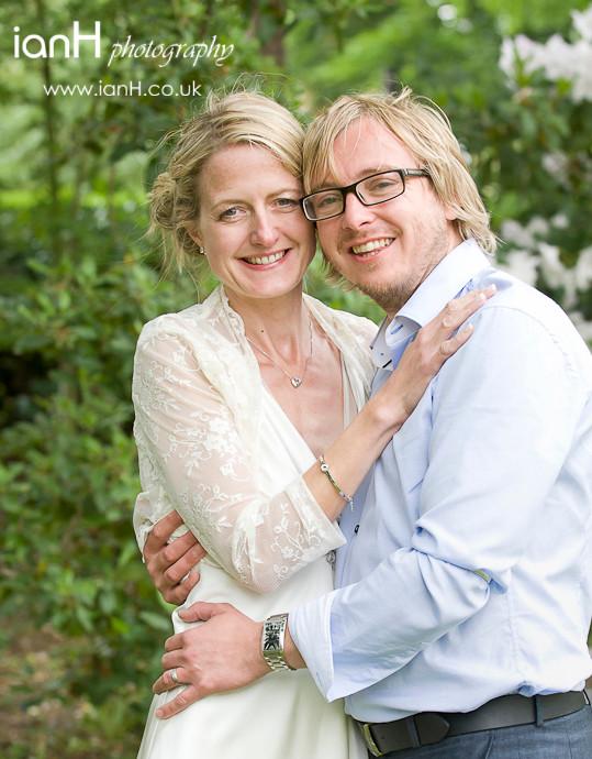 Bournemouth wedding photographer - Tiffany & George