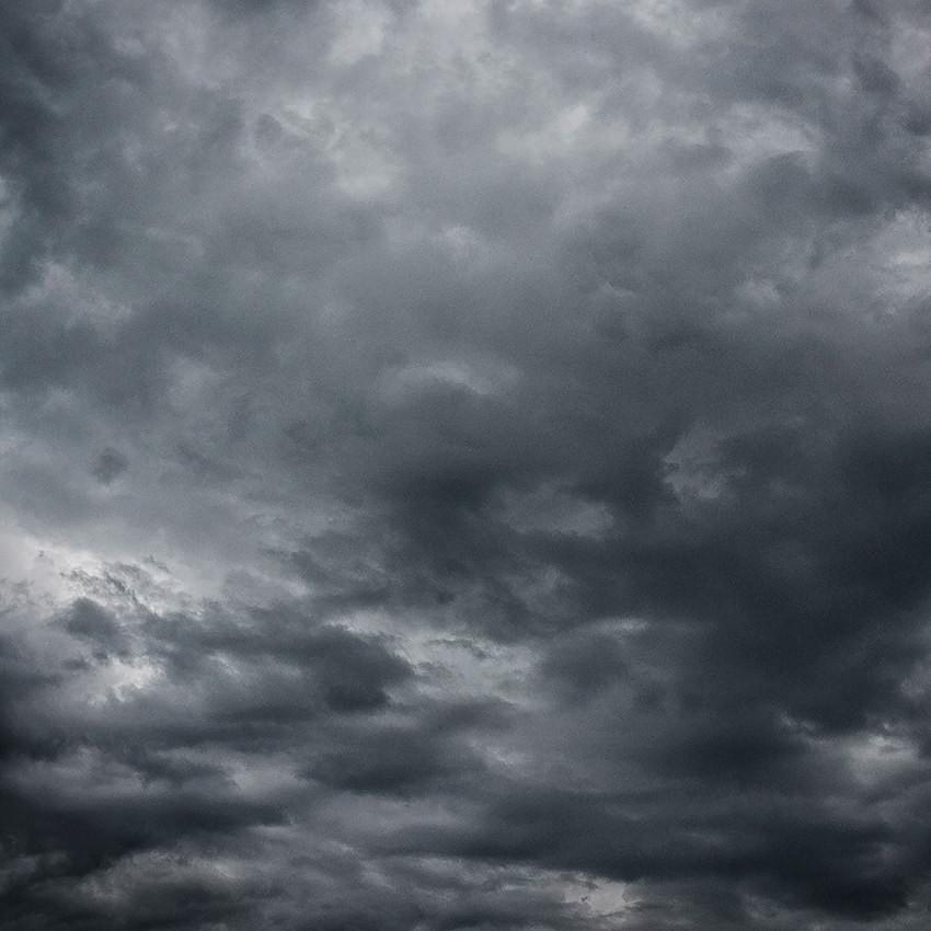 Fuji X100 captures a storm brewing in Dorset